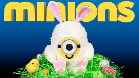Süss húsvétra cuki minionos nyuszis tortát! – videóval