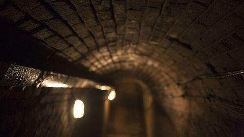 Egy titokzatos világ: alagút a Gellért-hegy alatt