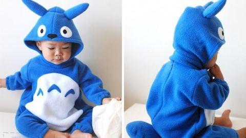 12 tündéri baba cosplay jelmezbe öltöztetve – fotók