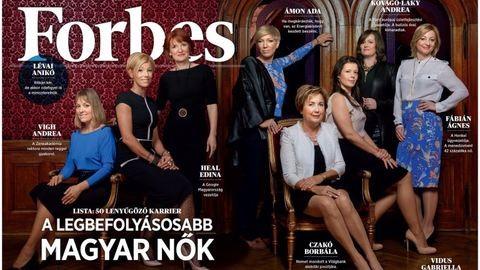 Ők a legbefolyásosabb magyar nők