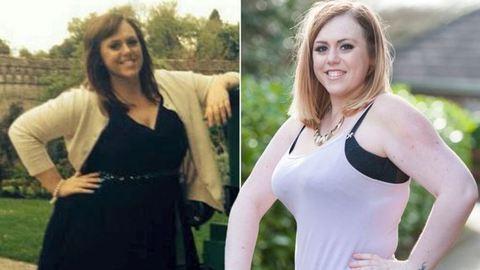Több mint 30 kilót fogyott pasija megalázó SMS-e miatt