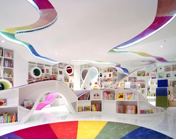 Íme a világ legmenőbb gyerekkönyves boltja