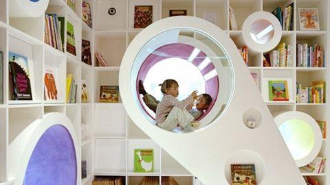 Íme a világ legmenőbb gyerekkönyvesboltja!