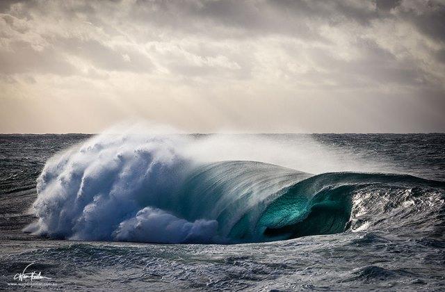 Óceáni fény