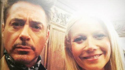Robert Downey Jr. 50. születésnapja a nagy coming-outok jegyében telt