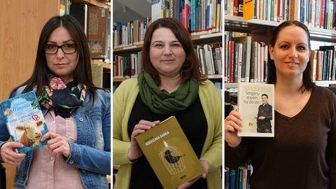 9 könyvtáros, aki könyvet ajánl neked a könyvtárosok világnapján