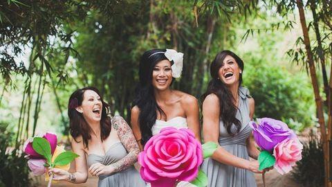 20 rendhagyó esküvői csokor különleges menyasszonyoknak