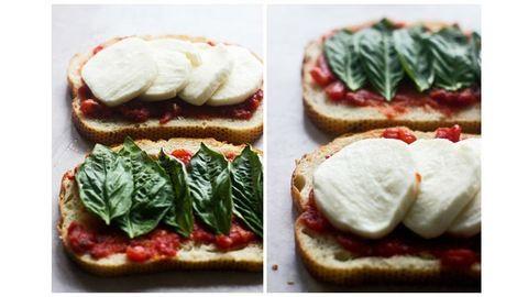 Így készíts különleges pizzás szendvicset 30 perc alatt!