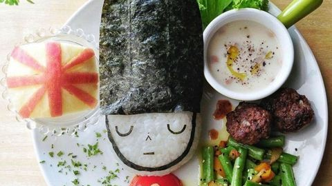Ez az anyuka igazán kreatív ételeket készít a gyerekeinek – fotók
