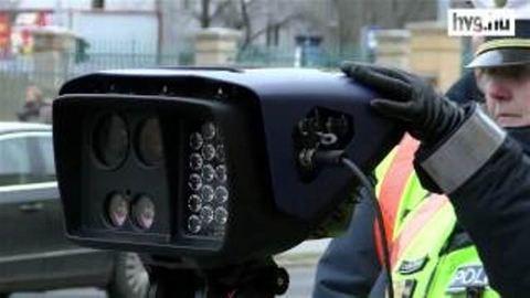Vigyázz, giga sebesség-ellenőrzés lesz csütörtökön!
