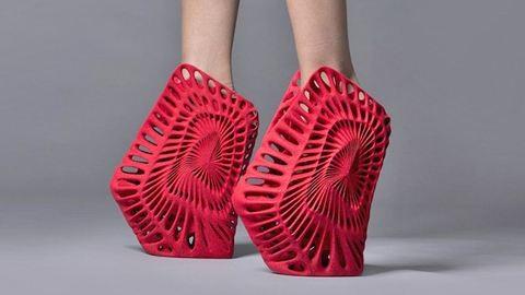 Ilyen az, ha világhírű építészek terveznek cipőket – fotók
