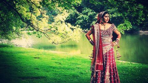 Csodás esküvői ruhák távoli országokból – galéria