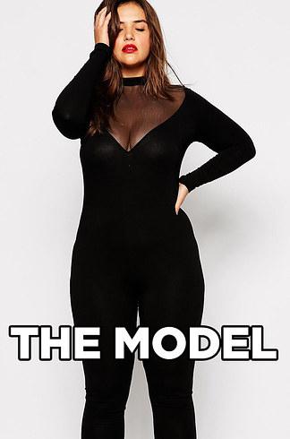 Így néznek ki a plus size ruhák valódi csajokon és a duci modelleken