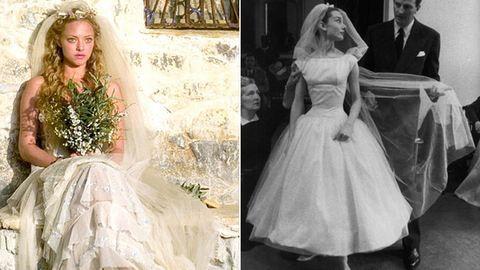 A 10 leggyönyörűbb filmes esküvői ruha