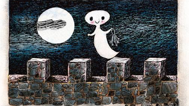 Otfried Preußler: A kis szellem