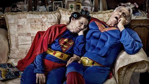 Ez történt a szuperhősökkel, miután visszavonultak – fotók