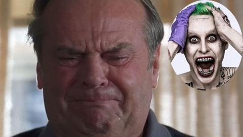 Így reagált Jack Nicholson Jared Leto Jokerére – videó