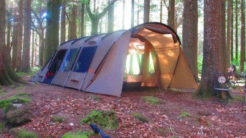 Itt a tökéletes sátor a nyári fesztiválokra