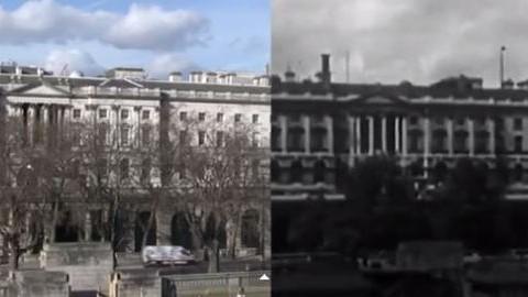 Szuper régi felvételek Londonról, amit imádni fogsz