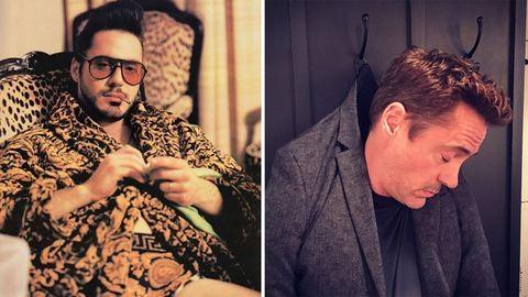 14 fotó, amivel Robert Downey Jr. örömmel cinkelte magát a közösségi oldalakon