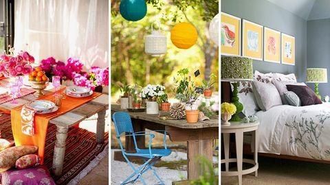 10 ötlet: így öltöztesd nyári hangulatba a lakásodat!