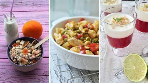 5 diétás recept