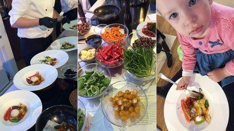 Gourmet Fesztivál: megkóstoltuk az újragondolt paprikás csirkéket