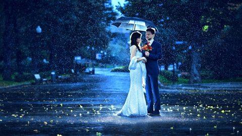 Sebaj, ha esküvőd napján esik az eső – galéria