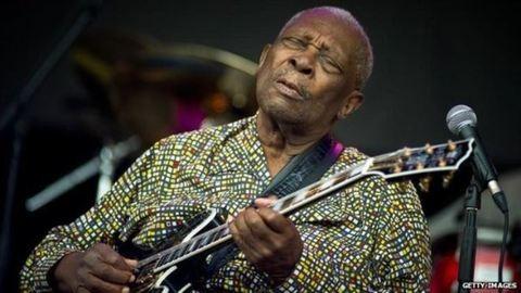Meghalt BB King, a blues királya