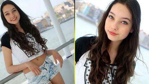 Gyönyörű nő lett Kiszel Tünde lánya