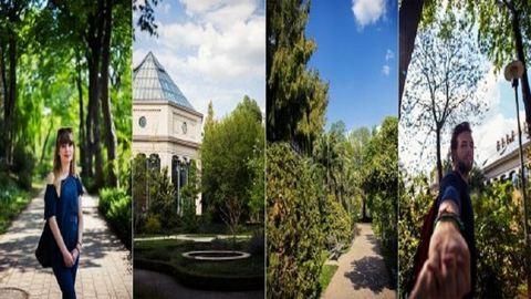 Álomrandi a gyönyörű Füvészkertben