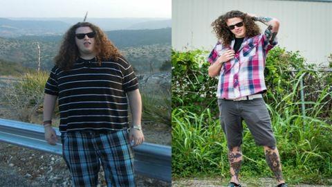 Gigafogyás! 60 kilót fogyott, miután lemondott az alkoholról – fotók