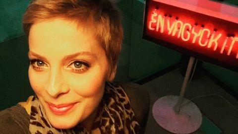Eurovízió 2015: Tatár Csilla pocakja gyönyörűen gömbölyödik – fotó