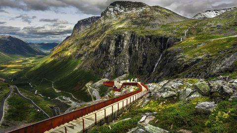 11 lélegzetelállító út Norvégiában – képek