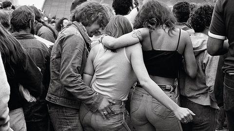Így buliztak anyáink 1978-ban a Rolling Stonesra