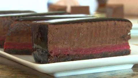 Kaposvárnak saját tortája lett – fotó
