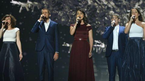Eurovízió 2015: Boggie ezért büszke az eredményre