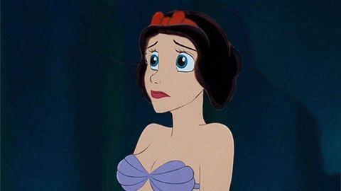 Frizurát cseréltek a Disney-hercegnők – képek