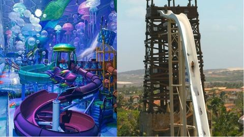 15 elképesztő medence és kalandpark, amit imádni fognak a gyerekek