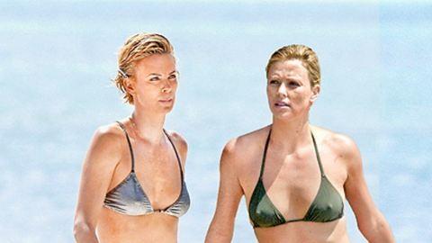 Megállították az időt: sztárok bikiniben egykor és most