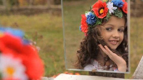Ő a világ legszebb kislánya – képek