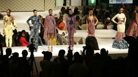 Ilyen a divathét Afrikában – fotók