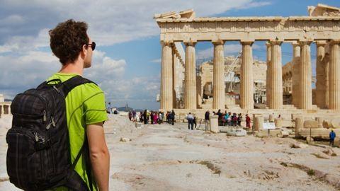 Ő a világ legszerencsétlenebb turistája
