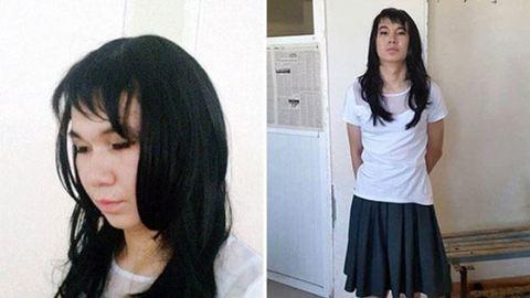 Lánynak öltözött a fiú és elment vizsgázni a barátnője helyett