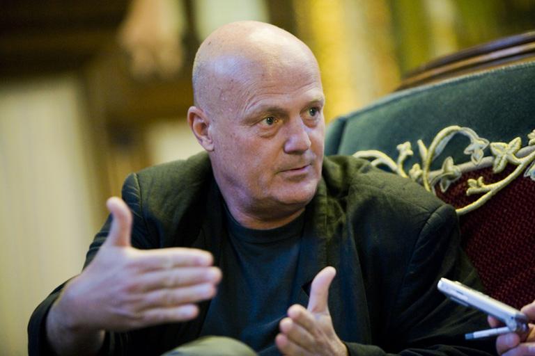 Kukorelly Endre (Fotó: Kummer János)