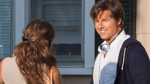 Katie Holmes hasonmásával jár Tom Cruise – fotók
