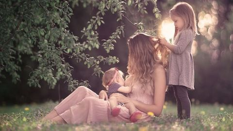 13 fotó bizonyítja: a szoptatás gyönyörű élmény
