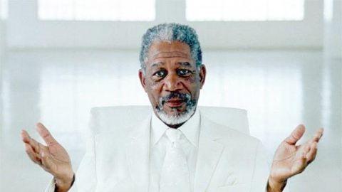 Morgan Freeman segít megtalálni Istent