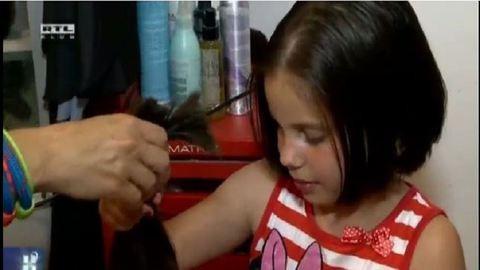 Hajat gyűjtenek Szombathelyen rákos gyerekeknek