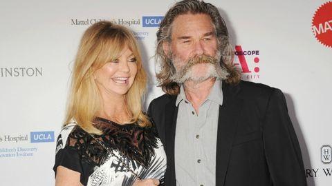 32 éve boldog Goldie Hawn és Kurt Russell, mert nem házasodtak össze – galéria